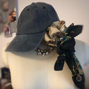Accessories - Dad Baseball Cap - faded black